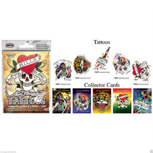 Ed Hardy Collector Packs - Pack E